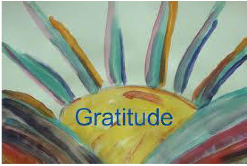Take The Gratitude Challenge