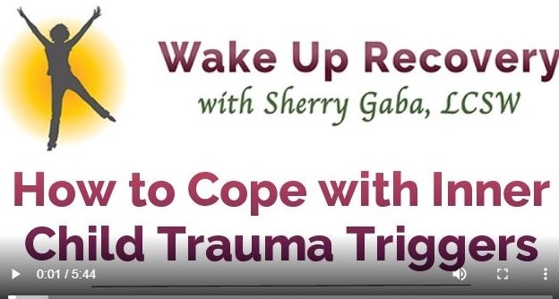 How to Cope with Inner Child Trauma Triggers